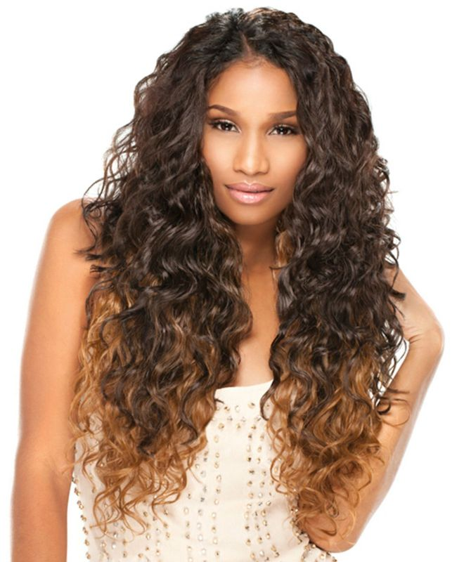 NATURAL CURLY - KANUBIA  EASY5 BRAZILIAN STYLE   4PCS 18